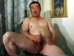 Japanese mature man scene 7