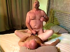 Bear Boners - Just The Cum Shots