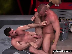 Hunter Marx & Billy Santoro in Clusterfuck! 2 Video