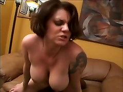 Hottest pornstar Kayla Quinn in amazing anal, big tits sex clip