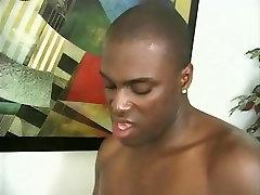 Amazing pornstar in exotic cunnilingus, black and ebony adult movie