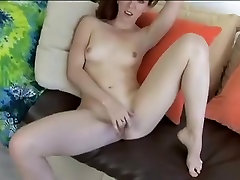 Incredible pornstar Trinity Post in horny pov, small tits sex scene
