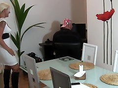 German mature suck cock for facial
