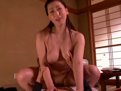Incredible Japanese chick Ai Sayama in Fabulous big natural tits, big tits JAV clip