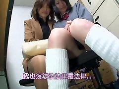 Asian porn movie with kinky director fucking a sexy slut