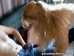 Paradise-Films Video: The Naughty Escort