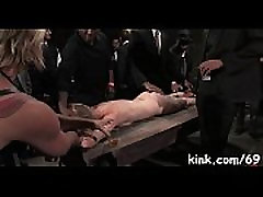 Public sex porn movie scene