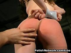 BrutalPunishment Video: Sweet Butt Gets BDSM Beat Down