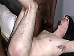 Blacks On Boys - Interracial Gay Hardcore Bareback XXX Video 14