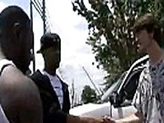 Blacks On Boys - Gay Black Dude Fuck White Twink Nasty Way 21