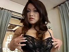 Sexy Jav Mature Pantyhose Show 1