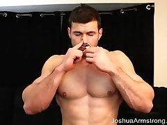Massive muscle under intruder hypn0sis