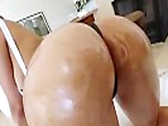 Big Booty Latina Teen Gives Head and Boned