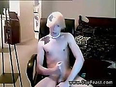 Emo gay twink fucking With the bleach platinum-blonde hair and