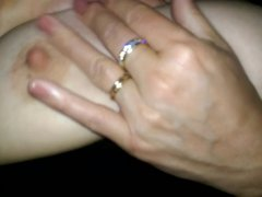 Big Natural Tits Big Cock BBW Wife POV