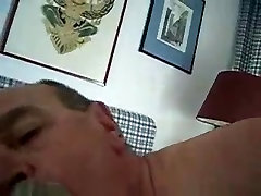 Two gay mature grandpa suck and fuck with each other