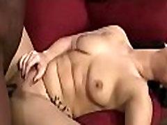 Beautiful girl fucked hard by big black dick 17