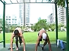 Men bondage outdoor free videos gay first time Hot public gay sex