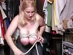 Exotic Homemade clip with BDSM, Mature scenes