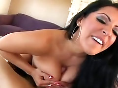 Incredible Lingerie scene with Big Butt,Big Natural Tits scenes