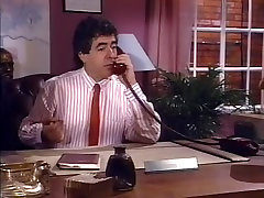 Fabulous pornstar in horny blowjob, vintage adult clip