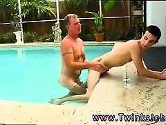 Dirty gay old men having sex Daddy Brett obliges of course,