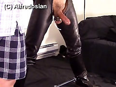 Tough Asian cock whipped Nycbootstud