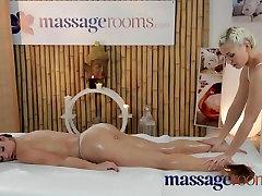 Exotic pornstar in Incredible Lesbian, Massage sex clip