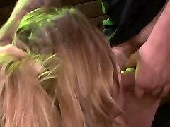 Incredible pornstar in Crazy Blonde, BDSM xxx movie