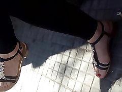 FantAstic mature feet