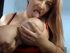 Big tits milf webcam