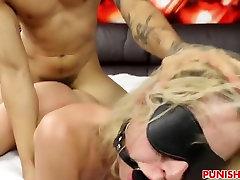Exotic pornstars Miss Goldie, Goldie Rush in Horny Fetish, BDSM sex clip