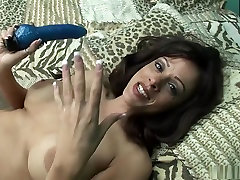 Amazing pornstar in fabulous mature, solo sex clip