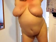 My BBW filmed by punter on meet