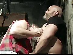 Fat daddy pleasure