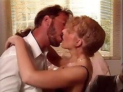 Fabulous pornstar Brandy Alexandre in amazing blonde, vintage porn video