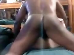 White wife gets black stud fucked
