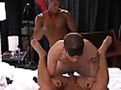 Gay men jerk off and suck