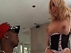 Black man bangs white gal