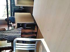 Sexy Black Ebony In Memphis, Tn In McDonald&039;s Restaurant