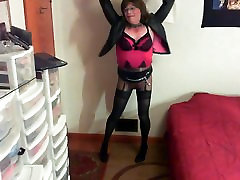 leather dancing