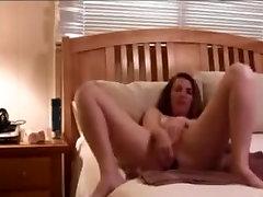 Forró érett maszturbáció