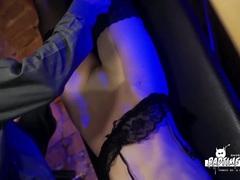 BADTIME STORIES - Intense BDSM session with beautiful German slave babe Lullu Gun