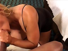 Allegra Cole sucking dick and her GIGANTIC TITS Fucked
