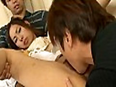 Ultra-wet group-sex for japanese