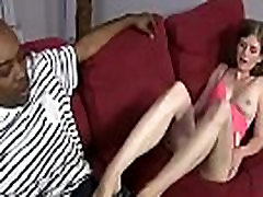 Black Meat White Feet - Interracial Feet Fetish Porno 13