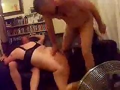 Amateur swinging Bbw squirting on a bbc pt 2