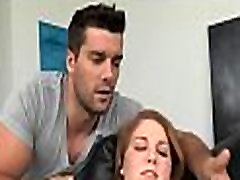 Impure breasty babe loves sex