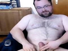 Braxton Bond sucking big fat gay cock