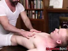 Gay mormon bishop rimming